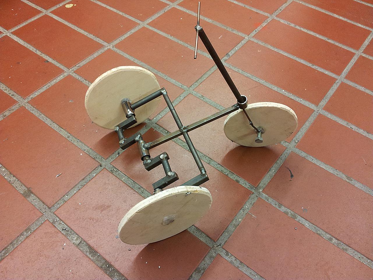 Bewegungsmaschine Kleines Modell