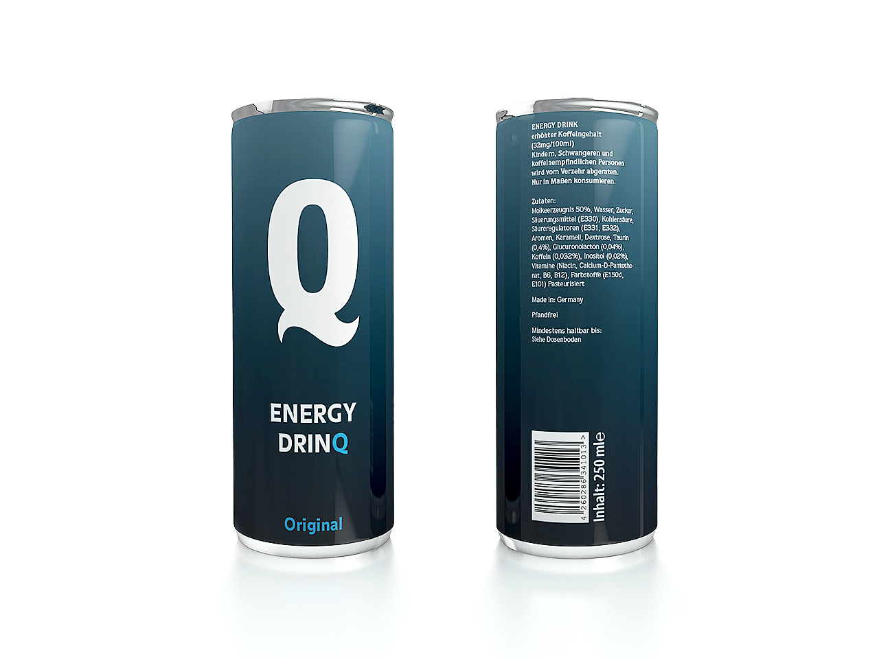 Cinema 4D Energy Dosen in 3D