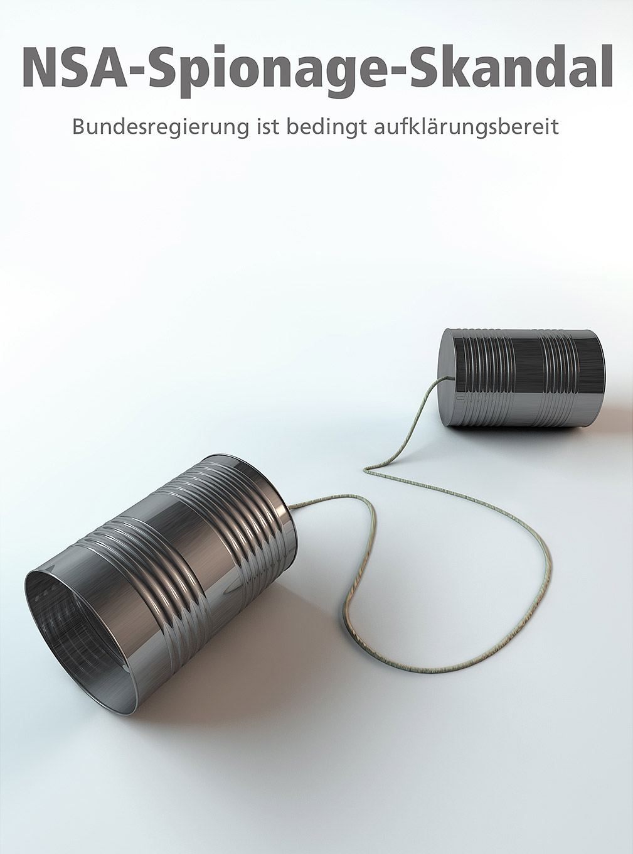 NSA Spionage Skandal Merkel