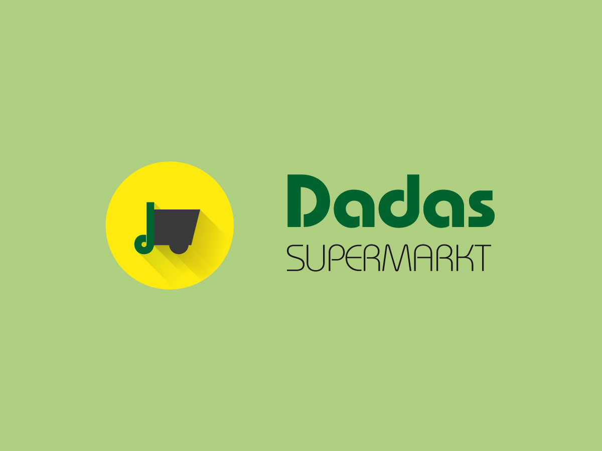 Dadas Supermarkt Logo Final