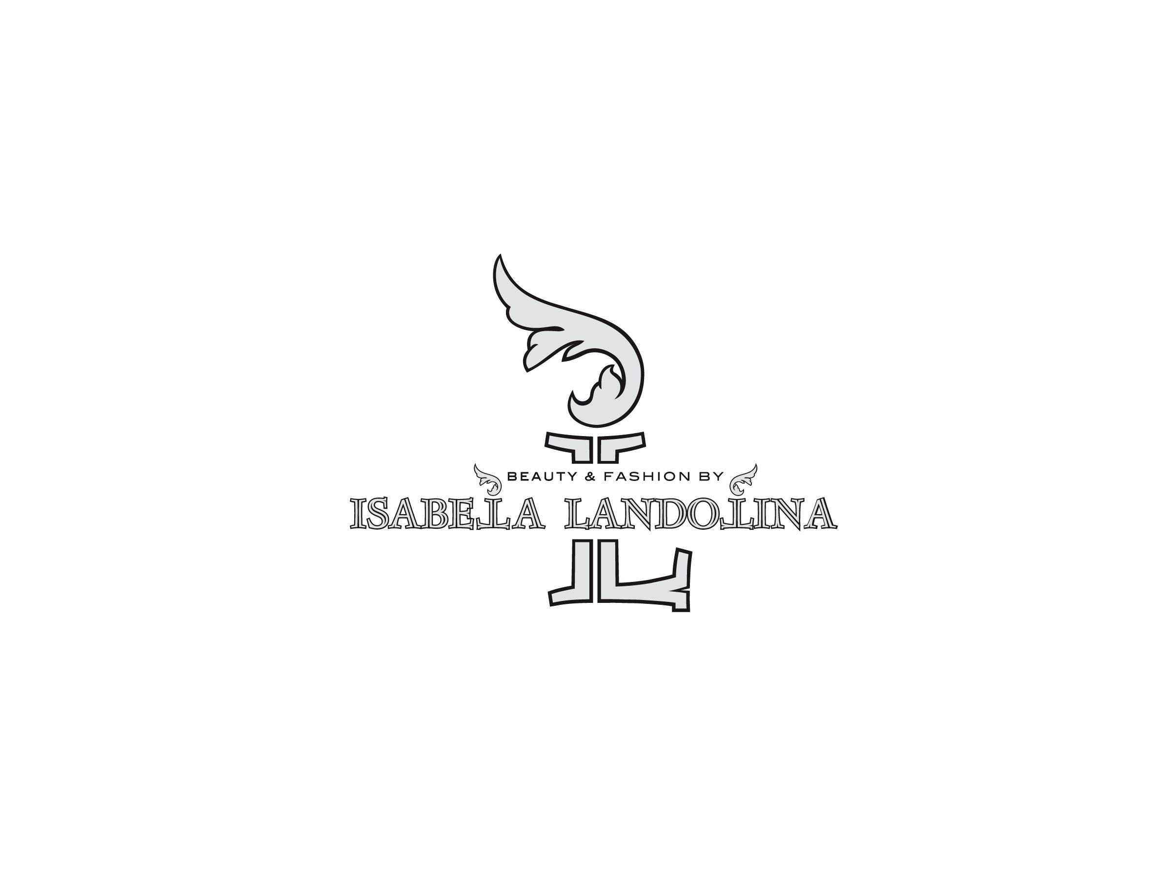 Isabella Landollina Beauty Logo
