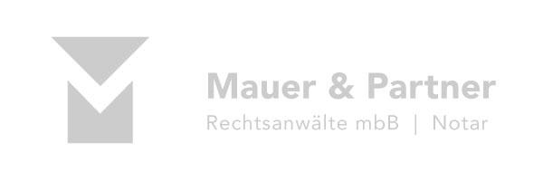 Mauer&Partner Rechtsanwälte mbB | Notar Logo