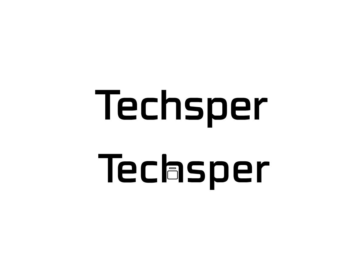 Techsper Logo Vergleich
